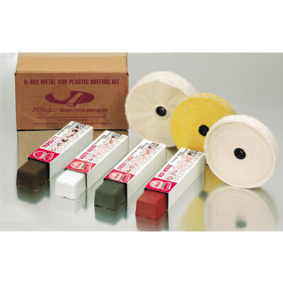 Formax K-402 Buffing Wheel Kit