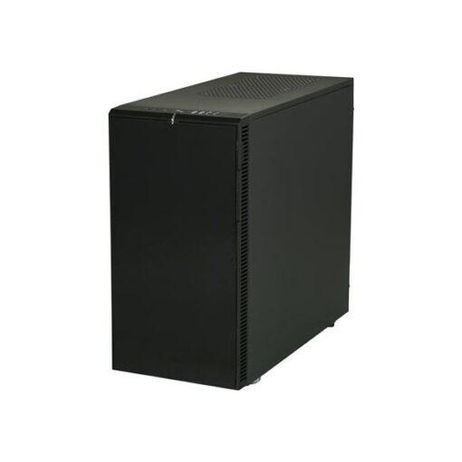Fractal Design Define R4 Blackout Edition, front right
