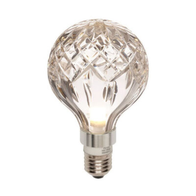 Lee Broom Crystal Bulb - clear