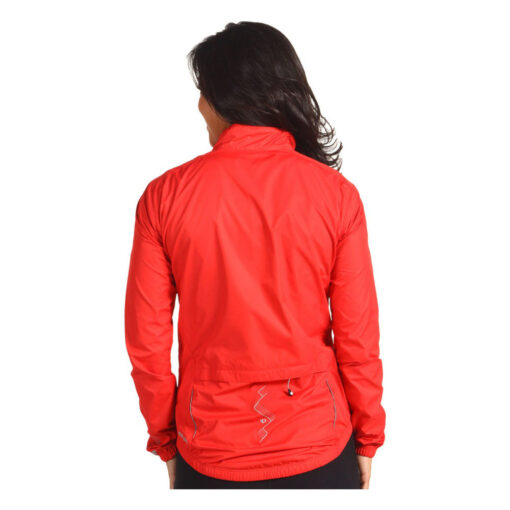 PEARL iZUMi Elite Barrier Cycling Jacket, back view