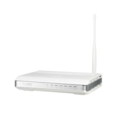 Asus WL-520GU Router