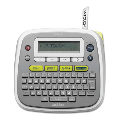 BROTHER P-Touch Label Maker PT-D200