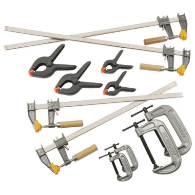 Columbian 12-Piece Clamp Set