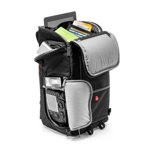 Manfrotto Advanced Tri Backpack M loaded