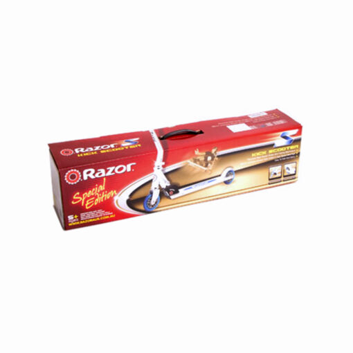 Razor S Scooter box
