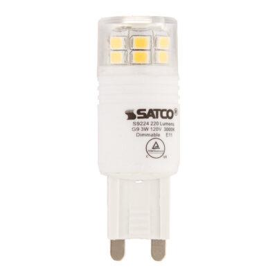 SATCO S9224 G9 LED Bulb