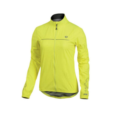 PEARL iZUMi Elite Barrier Cycling Jacket, Screaming Yellow