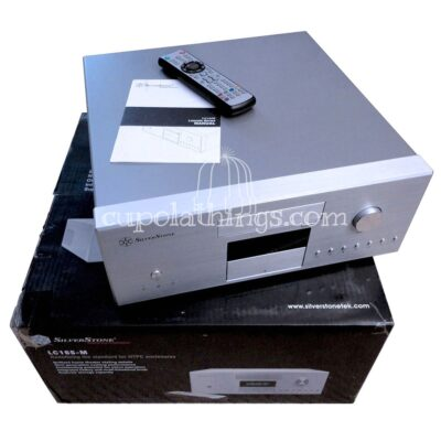 SilverStone HTPC case LC16S-M with box