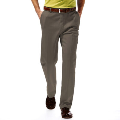 Haggar Work To Weekend Khaki