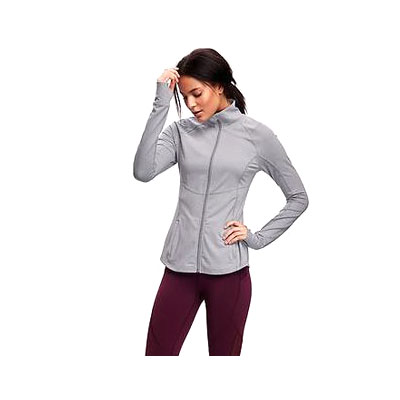 Old Navy Women's Compression Full Zip Jacket