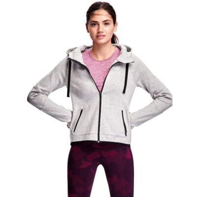 Old Navy Women's Go-Warm Tech-Fleece Hoodie