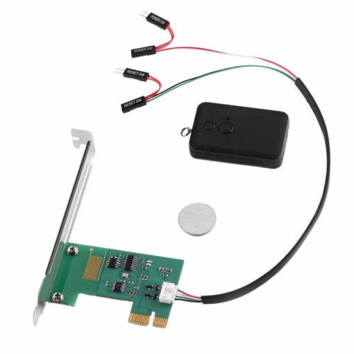 PCI-e Desktop PC Remote Power Switch