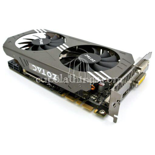 ZOTAC GeForce GTX 970 - alt view